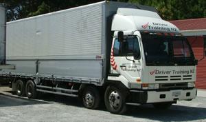 DTNZ - Class 4 Truck Licence